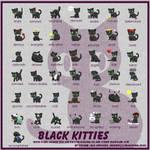 Black Kitty Mood Theme