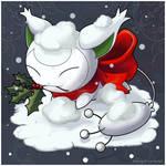 Christmas Skitty