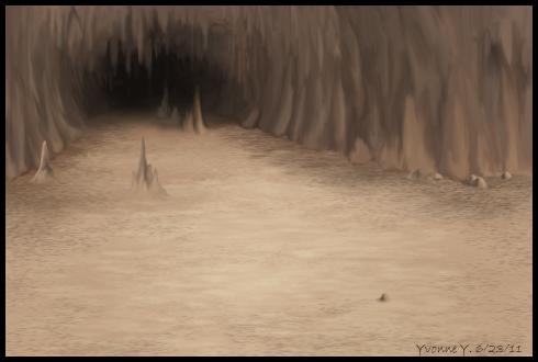 Background Cave By Princess Phoenix On Deviantart