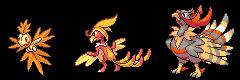 Leafy Trio by princess-phoenix