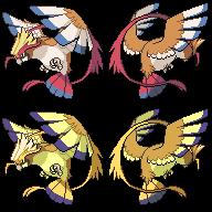 Mega Pidgeot by princess-phoenix