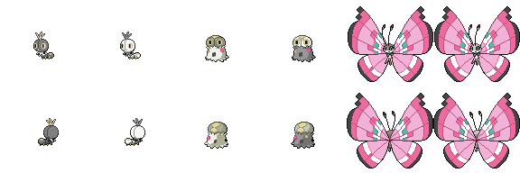 Scatterbug Line Version 2 by princess-phoenix