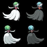 Mega Gardevoir by princess-phoenix