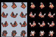 Torracat Overworld by princess-phoenix