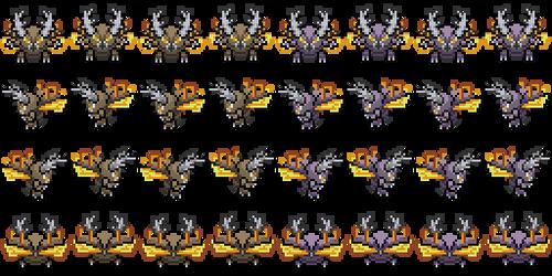 Mega Pinsir Overworld by princess-phoenix