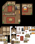The Home of Excello Village Tileset