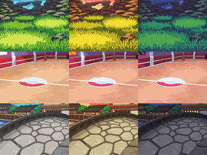 Some Battle Backgrounds