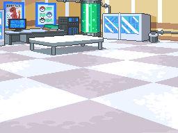 Lab Battle Background