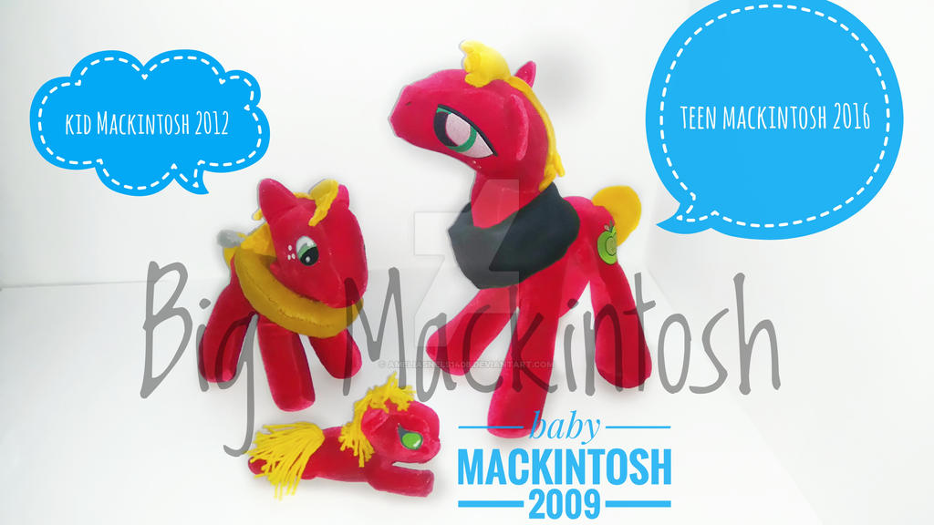 Big Mackintosh  by AmeliaSnels1408