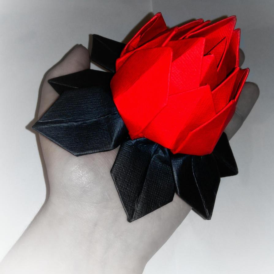 vampire lotus  by AmeliaSnels1408