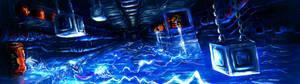 Metroid Metal: Sector 4- Electric Bath