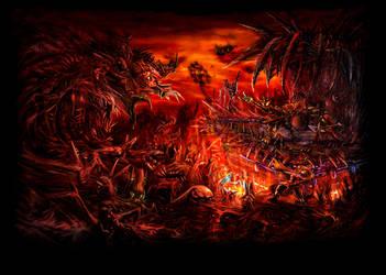 VikingGuitar: Made of Metal by LightningArts