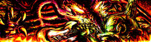 Metroid Metal:Through the fire..