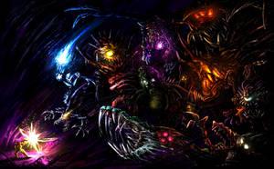 Harmony101: Samus' Nightmare by LightningArts