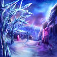Crystal  Wonderland by LightningArts
