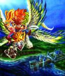 Spectrum of Mana: Take Off To Adventure