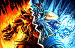 Spectrum of Mana: Fire And Ice
