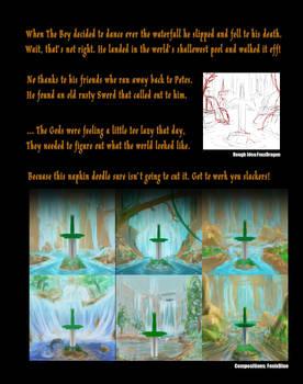 Spectrum of Mana: Sword WIP page 1