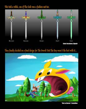 Spectrum of Mana: Sword WIP page 4