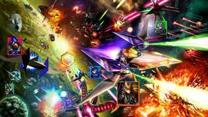 The Starfox Universe: At War