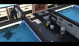 Free for DAZ: The Base by sfman