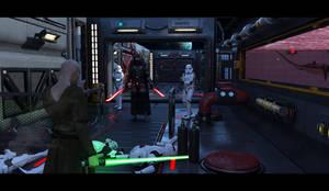 The Dark Base by sfman