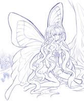 alone~ sketch by xoxkimochiixox