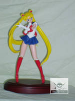 Sailor Moon Modelkit Front by Persephone-Galea