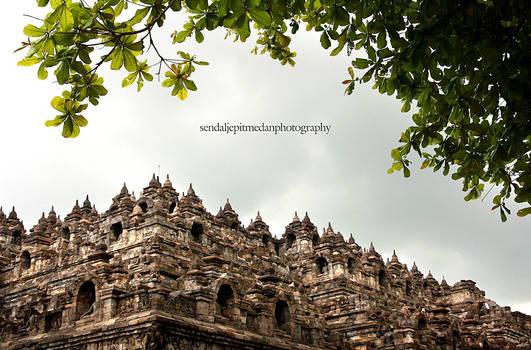 Borobudur Temple 2