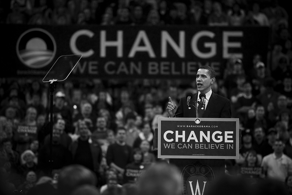 Barack Obama 02 by StudioFovea