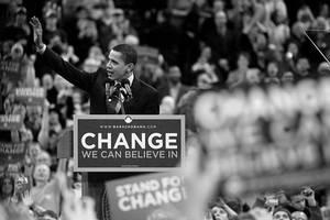 Barack Obama 05 by StudioFovea