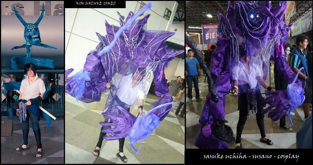 Confirm. And Real sasuke susano cosplay full has left
