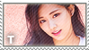 TZUYU stamp by sandpaws