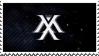 Monsta X stamp by sandpaws