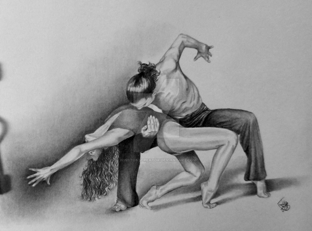 love of dance by winstonscreator