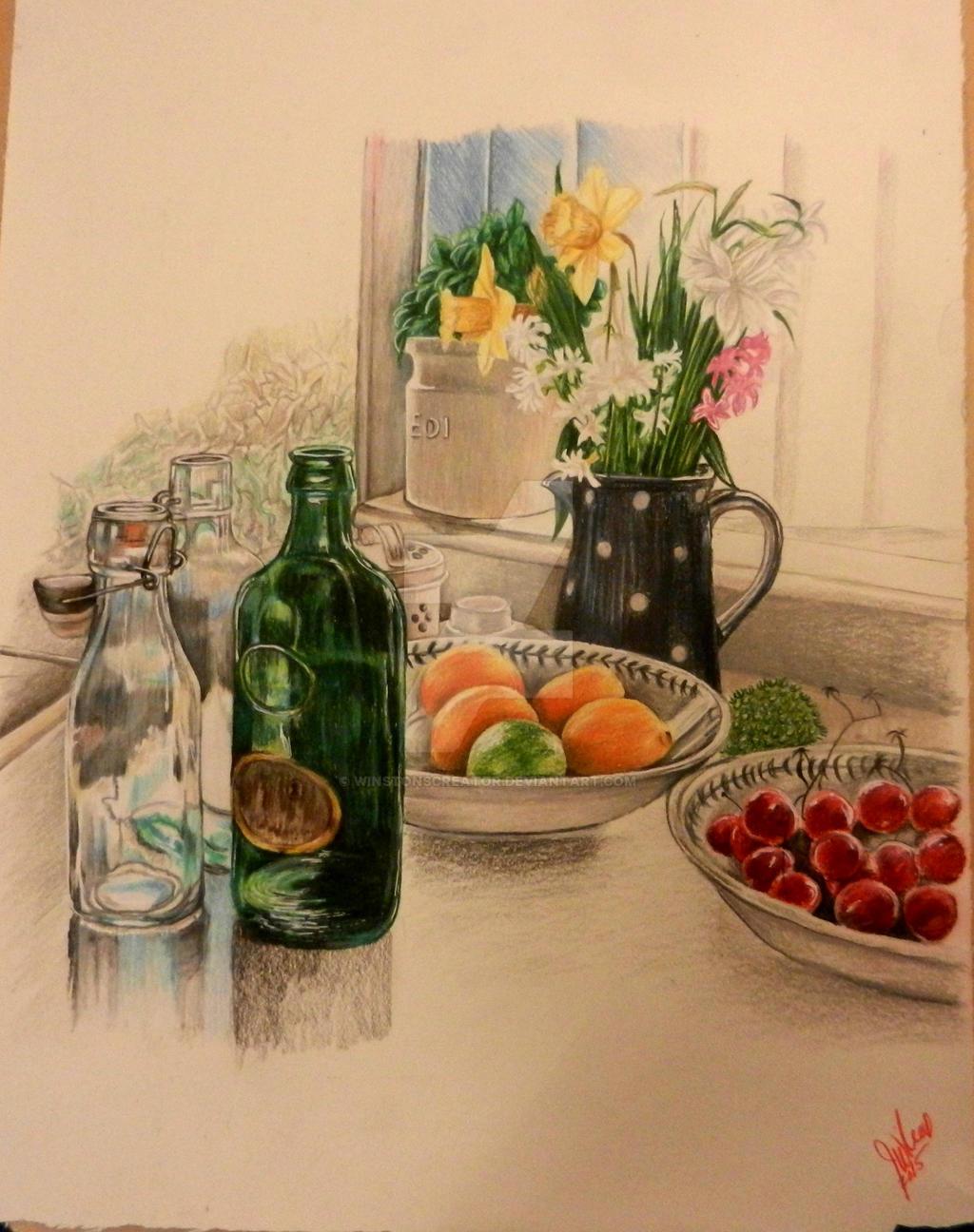 jasmines kitchen by winstonscreator