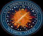 U.S.S. Sorrows Unending by A-Desdemonia