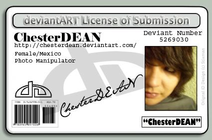 ChesterDEAN's Profile Picture