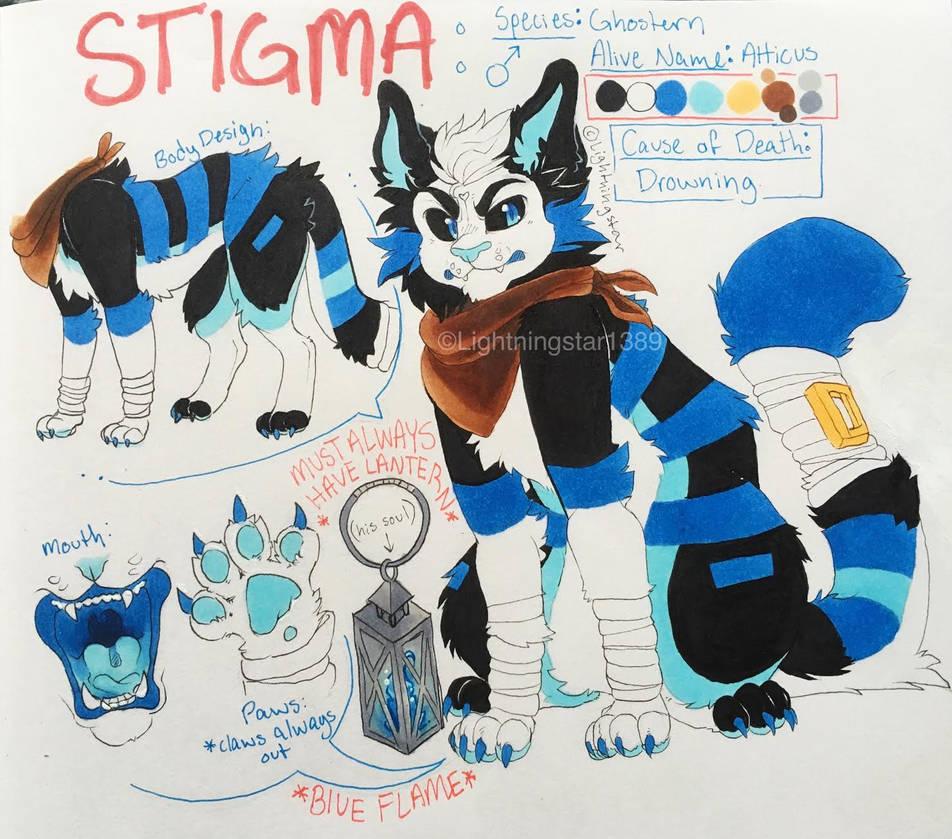 38e4d5598fcd Stigma Ref Sheet by lightningstar1389 on DeviantArt