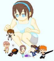 Anime xD by Sabinaa