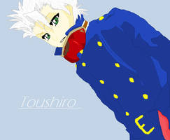 Toushiro by Sabinaa