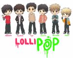 LOLLIPOP boy-band