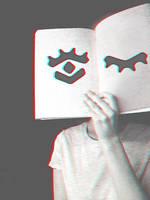 EVERYONE SAYS I'M LIKE AN OPEN BOOK... by Sabinaa
