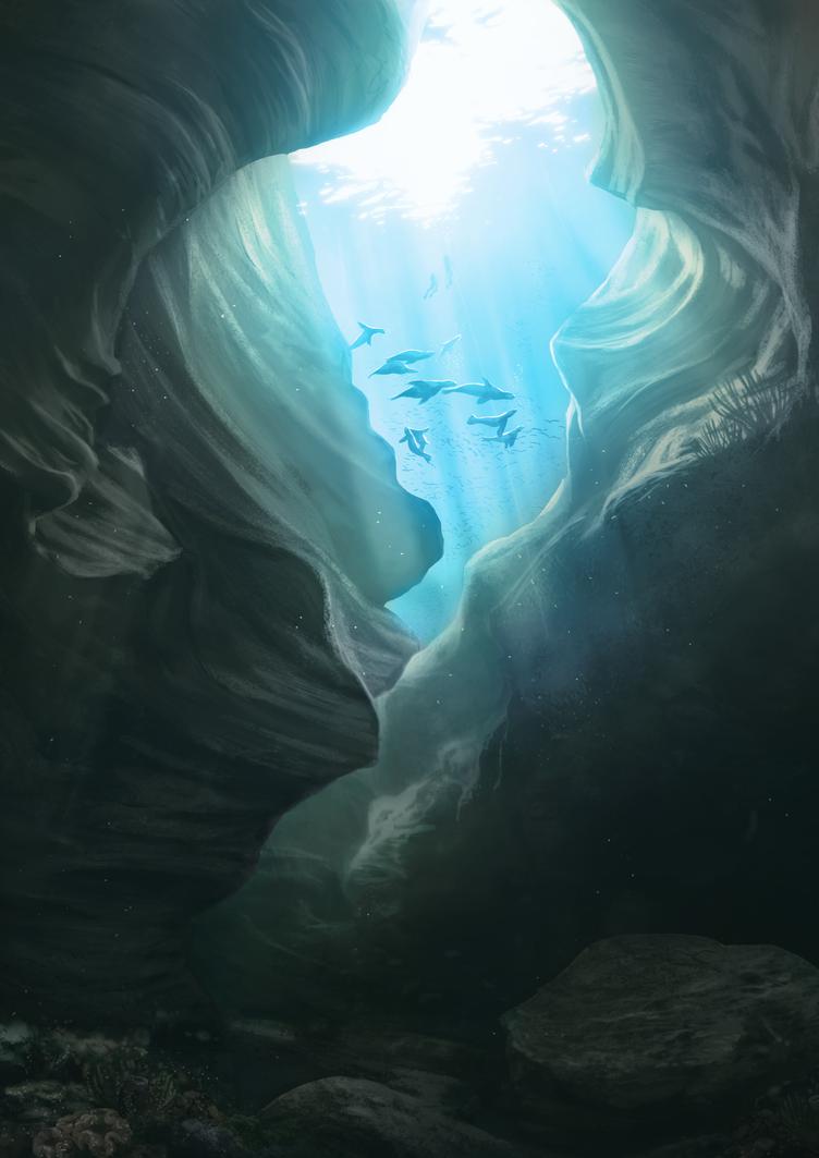 A Diver's Treasure by Sabinaa