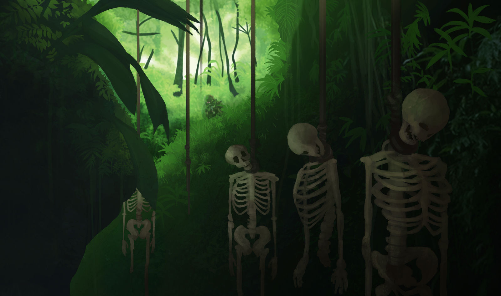 The Grave of Intruders by Sabinaa