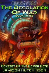 CM: OOTGG's 'The Desolation of War' E-Book Cover