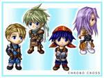 Chrono Cross - random