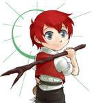 Ys Celceta - little adventurer