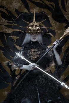 Aldrich Devourer of Gods Dark Souls 3 cosplay