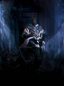 Aldrich and Pontiff Sulyvahn Dark Souls 3